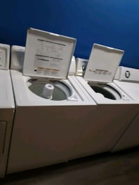 TOP LOAD WASHERS IN EXCELLENT CONDITION WORKING