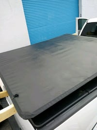 Truck Tri-fold bed cover