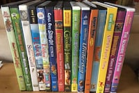 Childrens DVDs Morris, 60450