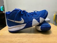 Kyrie 4s game royal  Mississauga, L5M 0N2