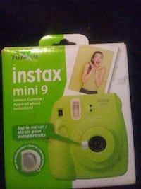 Instax mini 9 willing to sell for 30 if picked up asap Calgary, T2R 0P2