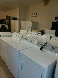Washer and dryer set excellent condition 4months warranty