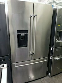 "Kitchen Aid French Door Fridge 36"" Inch Huntington Beach"