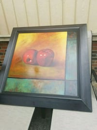 Large fruit painting