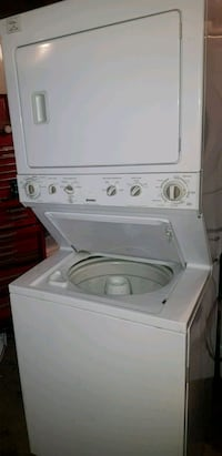 Kenmore stacker washer dryer