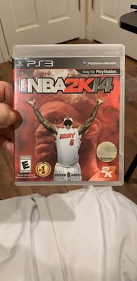 NBA 2K14 (PS3) Washington, 20016