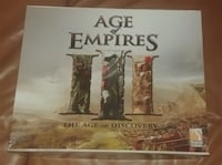 Age of Empires III: The Age of Discovery (2007) BOARD GAME Toronto