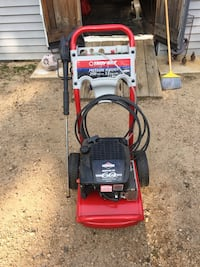 Troy Built Pressure washer Brand New Pump 2800 Psi 6 Hp Runs Nice 215$ Kingston, 03848