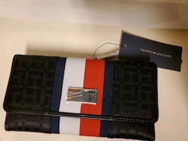 Authentic Tommy Filger Clutch/Wallet