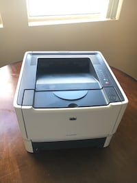 HP lazerjet printer
