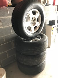F150 wheels and tires Bristol, 37620