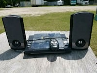 Coby Micro Cd stereo system  Ocala, 34475
