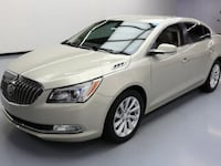 2014 Buick LaCrosse Leather New York