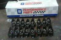 Chevy SB rocker arms  STATENISLAND