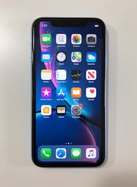 128GB iPhone Xr Unlocked  Edmonton, T6R