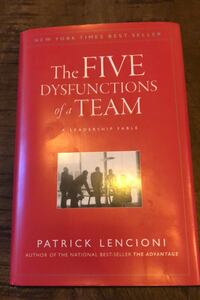 The Five Dysfunction of a Team (Hardcover) Barcelona, 08013