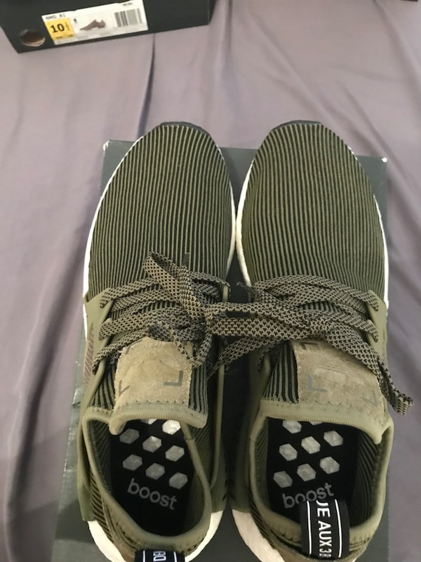 8fa4df54394178 Used Adidas Olive green for sale in New York - letgo