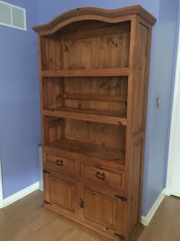 Rustic Mexican Pine Bookcases Mississauga, L5N 7S3