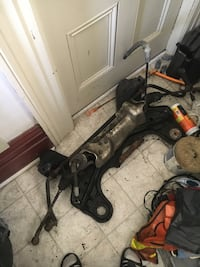 05 vw golf tdi subframe with rack and pinion 150$ OBO need gone ASAP  Brantford