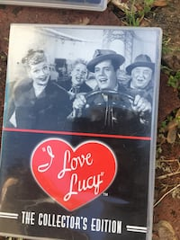 I love Lucy collection - 18 DVDs Hyattsville, 20783