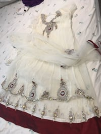 White beautiful dress frock Surrey, V4P 1Z6