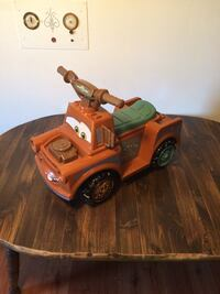 toddler's Tow Mater ride-on toy Medway, 45341