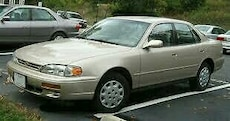 1996 Toyota Camry V6 LE Sedan-GREAT FOR PARTS