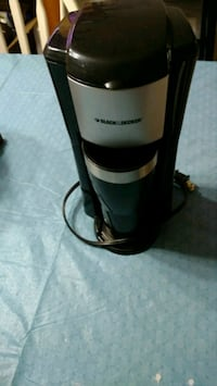 Single Serve Coffee Maker with Reusable Filter Bas San Diego, 92101
