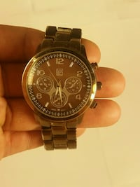 Used Stainless Steel Watch Valley Stream, 11581