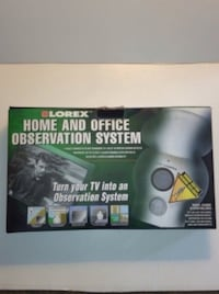 Lorex Home and Office Observation System Model SG6880 London