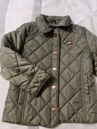 Like new! Girls quilted jacket. Size 6. Tommy Hillfiger  Granada Hills, 91344