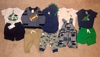 Baby Boy 3-6 month Gymboree Outfits