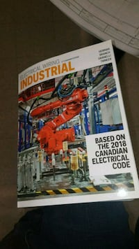 Electrical Wiring Industrial textbook  Toronto, M1H