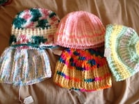 Hand Crocheted Hats (a number of different colors to choose from) Conewago, 17033