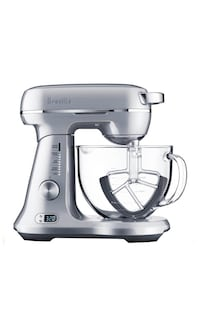 Breville BEM825BAL Stand Mixer, Silver - New in Box Louisville, 55379