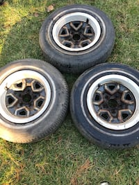 Wheels from a Chevy  Toms River, 08753