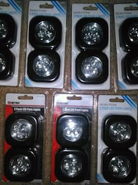 Set of two led tap lights* new in package Toledo, 43612