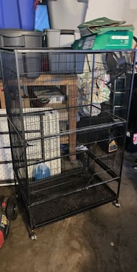 Large bird cage Coon Rapids, 55433
