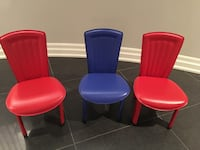 Toddler chairs very sturdy great condition Laval