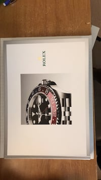 Rolex collection book 2018 mint condition  Brossard, J4W 2M6