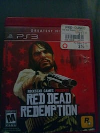 Ps3 Red Dead Redemption  Middletown, 17057