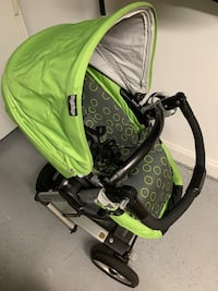 Peg-perego skate green and grey multi function baby stroller . Union, 07083