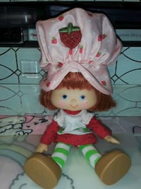 Strawberry Shortcake anniversary remake doll
