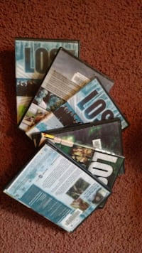 """Lost"" Season 5 DVD Collection + Bonus Extras! Manassas, 20109"