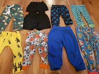 women's assorted clothes 784 km