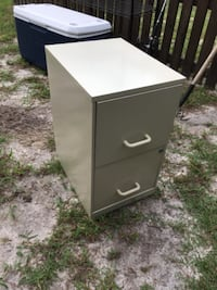 2 drawer file cabinet, excellent condition  Raeford, NC 28376, USA