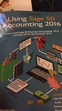 M.Purbhoo's 2016 Using Sage 50 Accounting book