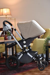 Bugaboo Stroller with Bassinet  Toronto, M4A 1N6