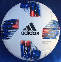 OFFICIAL SIZE 5 MATCH BALL. FIFA ARRPOVED.  Alexandria, 22312