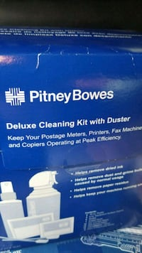 CLEANING KIT, PITNEY BOWES Fairfax